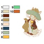 Beatrix Potter 08 Embroidery Design