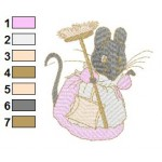 Beatrix Potter 14 Embroidery Design
