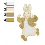 Beatrix Potter 26 Embroidery Design