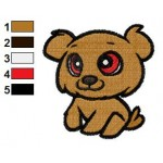 Free Animal for kids Cub Embroidery Design