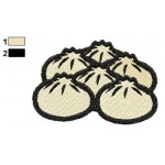 Free Garlic Embroidery Designs