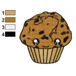 Free Muffin Embroidery Designs