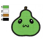 Free Pear Embroidery Designs