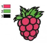 Free Raspberry Embroidery Designs