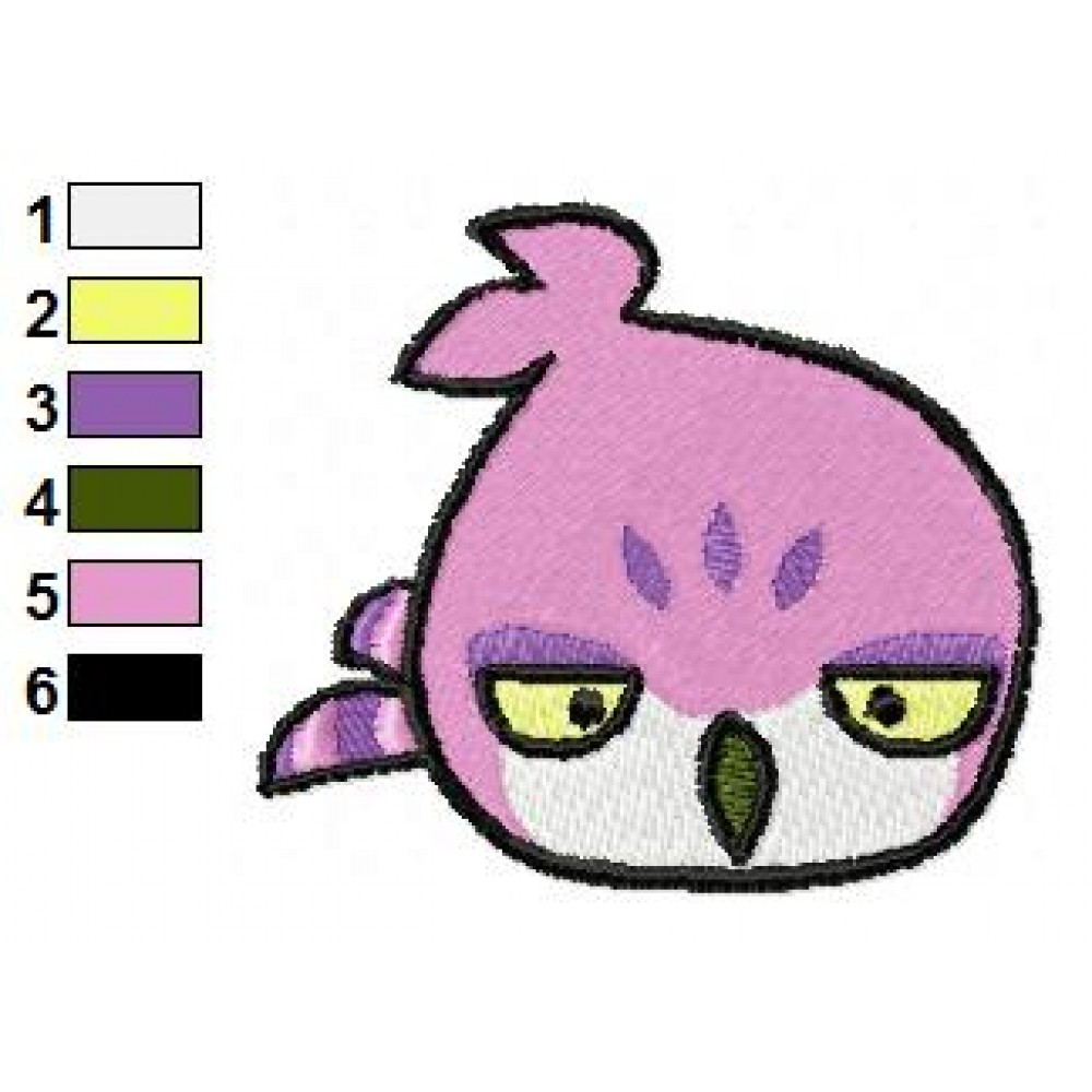 Owl angry birds space embroidery design for Space embroidery designs