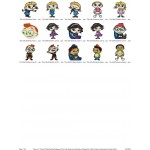 Package 15 The Little Einsteins Embroidery Designs