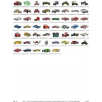 Package Classic Cars 01 Embroidery Designs