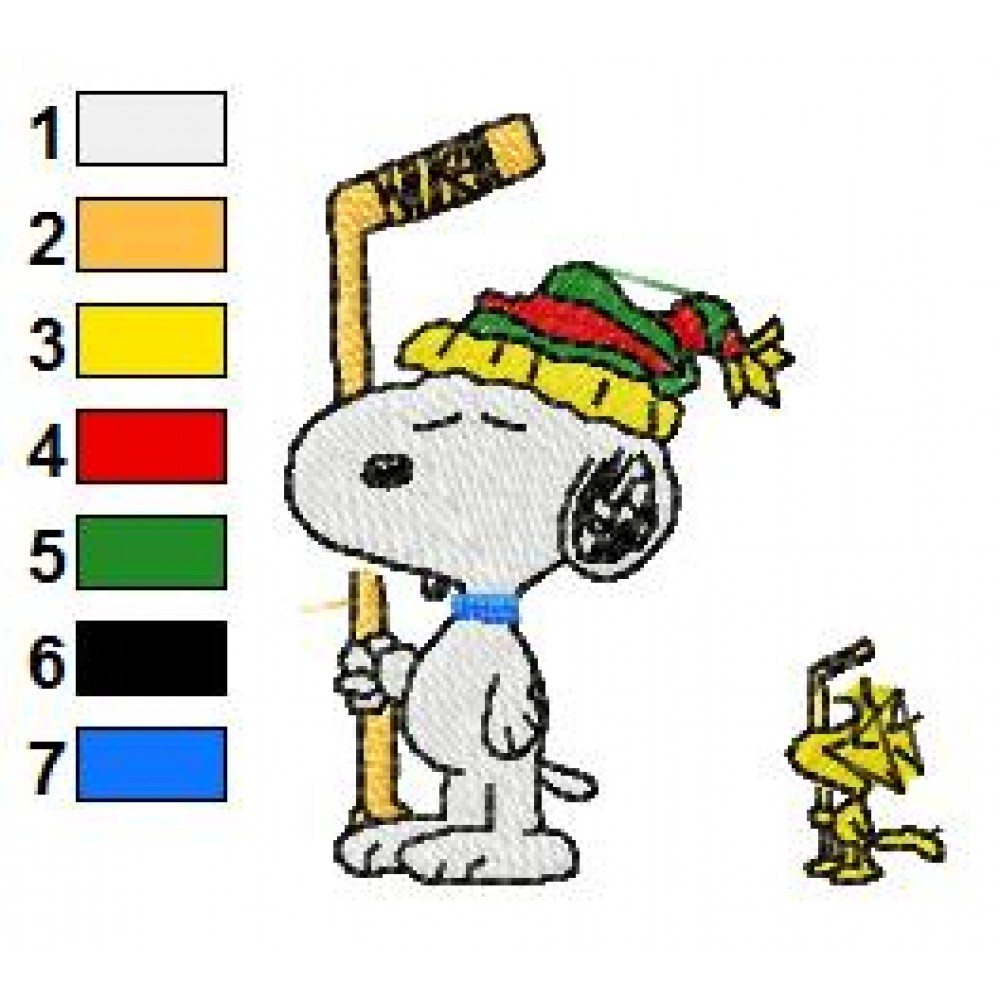 snoopy machine embroidery designs