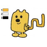 Wow Wow Wubbzy 05 Embroidery Design